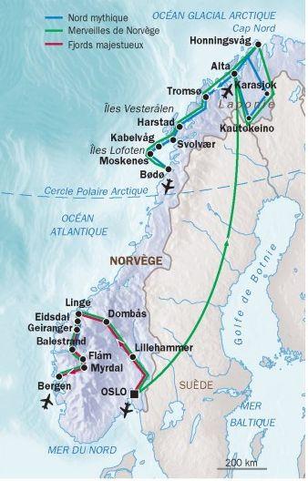 majestueux fjords et îles lofoten les avis